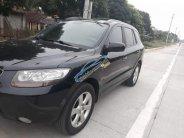 Bán xe Hyundai Santa Fe MLX đời 2007, màu đen, nhập khẩu  giá 495 triệu tại Hà Nội