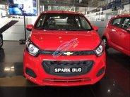 Bán Chevrolet Spark Duo sản xuất năm 2018, màu đỏ, mới 100% giá 259 triệu tại Tp.HCM