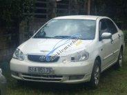 Cần bán Toyota Corolla altis 1.8G MT năm 2002, màu trắng, xe gia đình  giá 255 triệu tại Bình Thuận