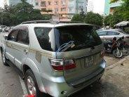 Bán ô tô Toyota Fortuner 2.7V sản xuất năm 2009, màu bạc giá 495 triệu tại Hà Nội