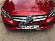 Bán Mercedes C200 đời 2017, màu đỏ như mới giá 1 tỷ 320 tr tại Tp.HCM