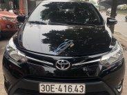 Cần bán xe Toyota Vios E năm sản xuất 2016, máy mới, màu đen số tay giá 495 triệu tại Hà Nội
