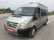 Bán ô tô Ford Transit đời 2010, màu bạc, ĐK 2011 giá 340 triệu tại Vĩnh Phúc