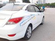 Cần bán lại xe Hyundai Accent Blue năm 2013, màu trắng, nhập khẩu nguyên chiếc chính chủ, giá 455tr giá 455 triệu tại Hà Nội