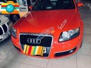 Cần bán xe Audi A6 năm 2008, màu đỏ giá 635 triệu tại Tp.HCM