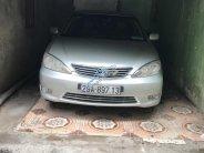 Bán Toyota Camry đời 2005, màu bạc, nhập khẩu chính chủ giá 425 triệu tại Hà Nội