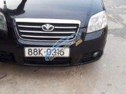 Cần bán Daewoo GentraX năm sản xuất 2008, màu đen, giá tốt giá 182 triệu tại Hà Nội