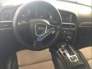 Cần bán lại xe Audi A6 sản xuất 2006, màu đỏ, nhập khẩu chính chủ, giá tốt giá 600 triệu tại Tp.HCM