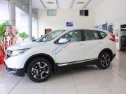 Giao liền Honda CR V 1.5E màu trắng, số lượng có hạn giá 973 triệu tại Tp.HCM