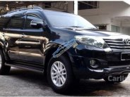 Cần bán xe Toyota Fortuner năm 2013, màu đen, không đâm va ngập nước giá 730 triệu tại Hải Phòng