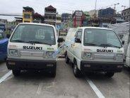Bán xe Suzuki Super Carry Van đời 2018, màu trắng, giá tốt giá 293 triệu tại Hà Nội