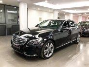Cần bán gấp Mercedes C250 đời 2018, màu đen, chính chủ giá 1 tỷ 580 tr tại Hà Nội