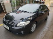 Bán Toyota Corolla altis 1.8MT sản xuất năm 2009, màu đen chính chủ giá 395 triệu tại Hà Nội