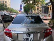 Bán xe Toyota Vios 1.5G năm 2018, màu vàng   giá 598 triệu tại Hà Nội