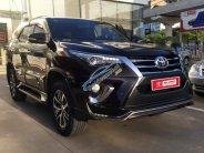 Cần bán xe Toyota Fortuner 2017, màu đen, nhập khẩu như mới giá 1 tỷ 345 tr tại Hà Nội