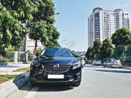 Bán xe Mazda CX 5 đời 2016, màu đen giá 830 triệu tại Hà Nội