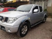 Bán Nissan Navara LE 2.5MT 4WD 2011, màu bạc, xe nhập giá 360 triệu tại Hà Tĩnh