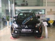 Bán ô tô Mitsubishi Triton 2018, màu đen, nhập khẩu, 725.5tr giá 726 triệu tại Đà Nẵng