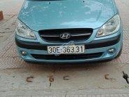 Bán xe Hyundai Getz đời 2009, màu xanh lam, nhập khẩu giá 210 triệu tại Hà Nội