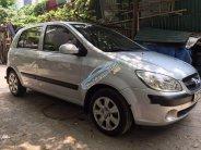 Bán Hyundai Getz 2010, màu bạc, nhập khẩu  giá 195 triệu tại Hà Nội
