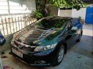 Cần bán xe Honda Civic sản xuất năm 2012, màu đen, giá cạnh tranh giá 500 triệu tại Tp.HCM