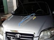 Cần bán lại xe Daewoo GentraX đời 2011, màu bạc số sàn giá 212 triệu tại Vĩnh Long