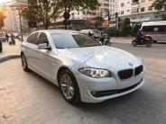 Cần bán lại xe BMW 5 Series 520i 2012, màu trắng, xe nhập giá 1 tỷ 160 tr tại Hà Nội
