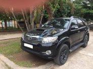 Cần bán xe Toyota Fortuner sản xuất năm 2015, màu đen số sàn giá 815 triệu tại Hà Nội