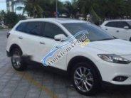 Chính chủ bán xe Mazda CX 9 3.7 AT AWD đời 2015, màu trắng giá 1 tỷ 290 tr tại Khánh Hòa