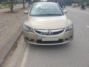 Cần bán gấp Honda Civic 1.8 đăng ký 2009, màu ghi vàng, mới 95%, giá tốt 410tr giá 410 triệu tại Hà Nội