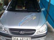 Bán Hyundai Getz đời 2009, màu bạc, giá tốt  giá 185 triệu tại Hà Nội