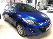 Bán Mazda 2 1.5MT năm sản xuất 2012, màu xanh lam số sàn giá 346 triệu tại Tp.HCM