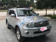 Bán xe Toyota Fortuner 2010, màu bạc  giá 605 triệu tại Thanh Hóa