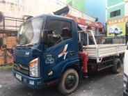 Bán xe tải Cẩu VEAM VT255 Cẩu UNIC 290 4 khúc tải trong 1,6 Tấn giá 570 triệu tại Tp.HCM
