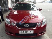 Bán ô tô Lexus GS 300 năm 2005, màu đỏ, xe nhập, 680tr giá 680 triệu tại Bình Thuận