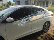 Bán Honda City 1.5AT 2015, màu trắng, nhập khẩu giá 480 triệu tại Gia Lai