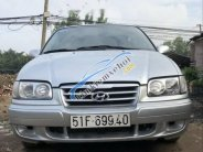 Bán xe Hyundai Trajet đời 2007, màu bạc, nhập khẩu, giá 320tr giá 320 triệu tại Tp.HCM
