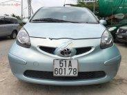 Bán xe Toyota Aygo Sx 2006, Đk 2008, màu xanh giá 235 triệu tại Bình Dương
