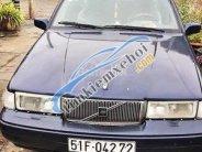 Cần bán Volvo 960 sản xuất năm 1995, màu xanh lam, nhập khẩu nguyên chiếc, giá 120tr giá 120 triệu tại Tp.HCM