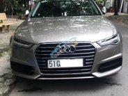 Bán Audi A6 sx cuối 2016, đk 1/2017, màu vàng cát cực hiếm giá 1 tỷ 820 tr tại Tp.HCM