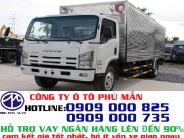 Xe tải Isuzu 8T2 vĩnh phát|isuzu 8.2tan|isuzu chất lượng uy tín giá 750 triệu tại Tp.HCM