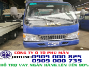 Xe tải jac 2t4|jac 2t4 thùng bạt|jac 2tan4 giá 298 triệu tại Tp.HCM