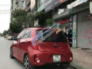 Bán Kia Morning Si đời 2015, màu đỏ giá 348 triệu tại Hà Nội