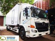 Bán xe tải thùng bảo ôn Hino FG8JT7A - 8 tấn giá 1 tỷ 290 tr tại Tp.HCM