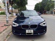 Bán ô tô BMW 116i năm 2014, màu xanh lam, nhập khẩu đẹp như mới giá 860 triệu tại Bình Dương
