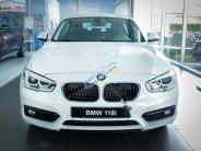 Bán ô tô BMW 1 Series 118i 2019, màu trắng, nhập khẩu giá 1 tỷ 439 tr tại Hà Nội