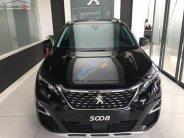 Bán ô tô Peugeot 5008 1.6 AT năm 2018, màu đen giá 1 tỷ 399 tr tại Cần Thơ