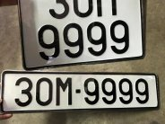 Bán xe Toyota Innova G chính chủ, biển siêu đẹp Tứ Quý 30M-9999 giá 530 triệu tại Hà Nội