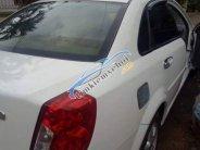 Bán Chevrolet Lacetti năm sản xuất 2011, màu trắng, giá chỉ 195 triệu giá 195 triệu tại Đắk Lắk