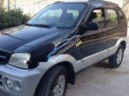 Cần bán lại xe Daihatsu Terios sản xuất năm 2005, màu đen giá 210 triệu tại Hà Nội